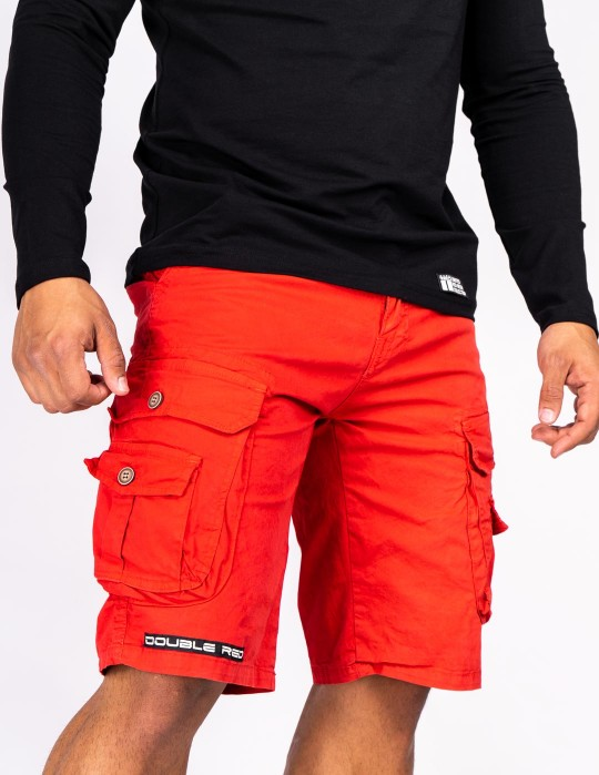 Tactical Short Red