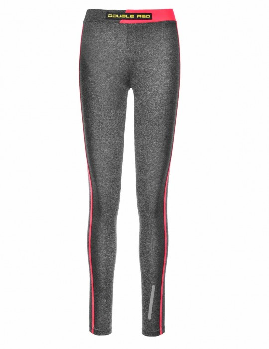 Leggins SPORT IS YOUR GANG Function Sport Grey/Pink