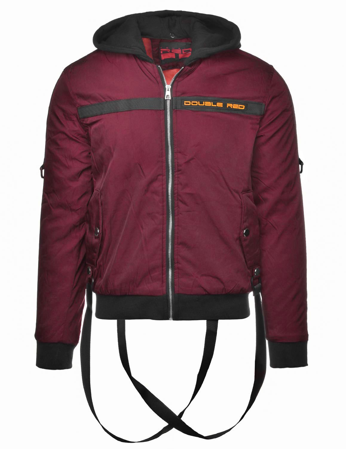 STREET HERO Fly Jacket Bordeaux