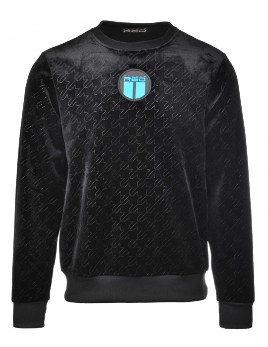 VELVET Exclusive All Black Sweatshirt
