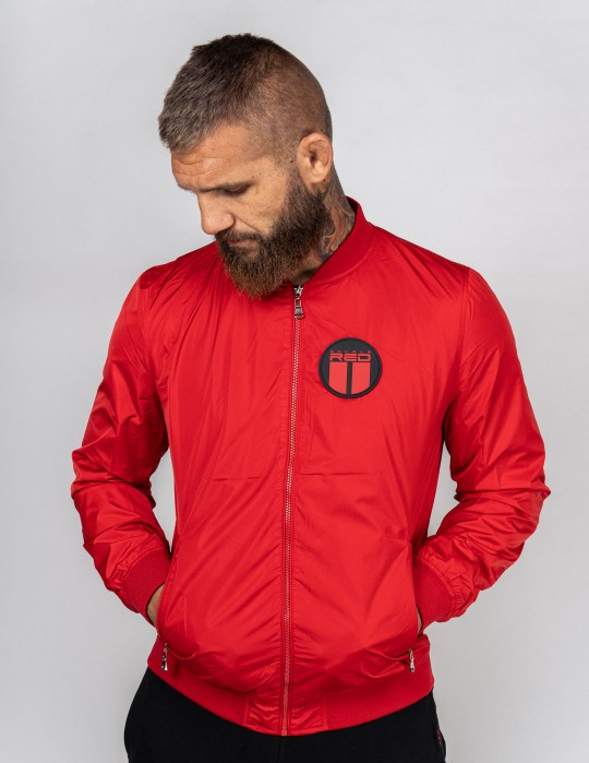 Jacket Street Hero Red