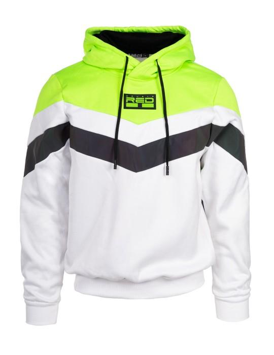 REFLEXERO W Hoodie Neon Green