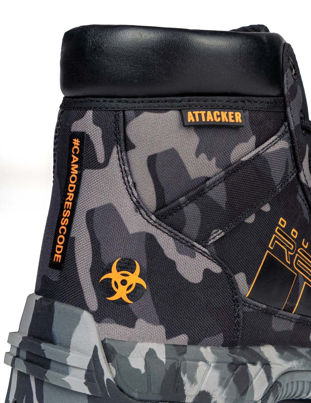 ATTACKER BIOHAZARD Tactical Boots