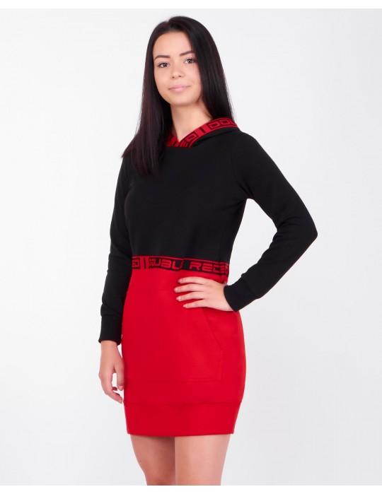 EMINENCE Black RED DRESS