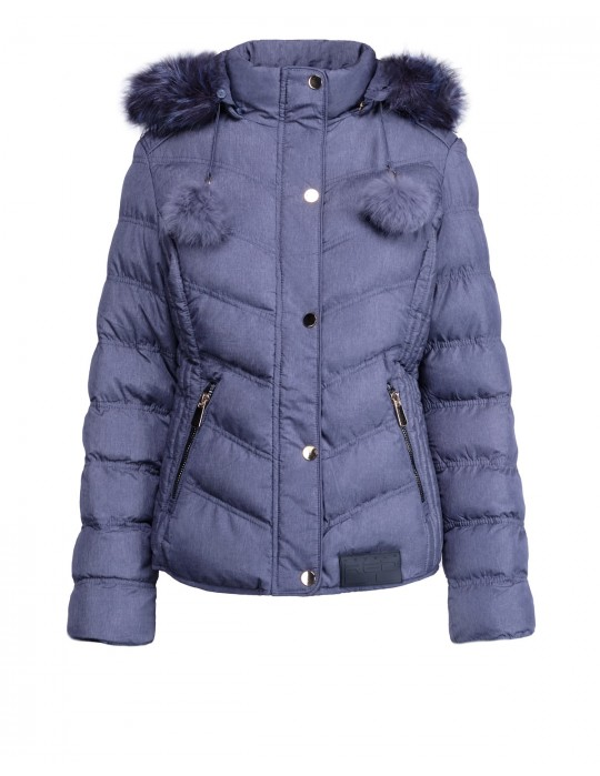 WHISTLER Jacket Dark Blue