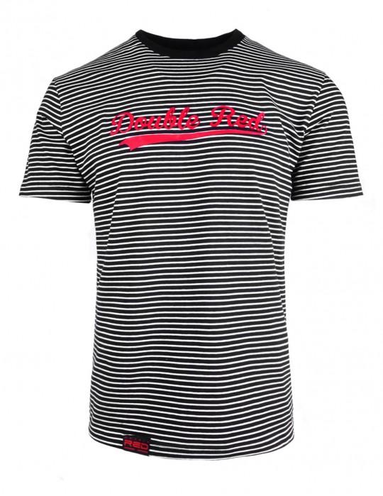 DR M Nautical Striped T-Shirt B&W