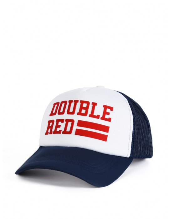 Trucker Cap UNIVERSITY OF RED Blue/White