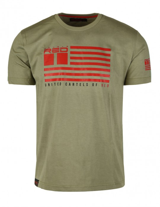 United Cartels Of Red UCR T-shirt