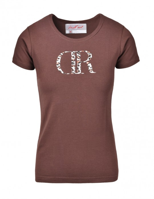Hnedé tričko by Animals