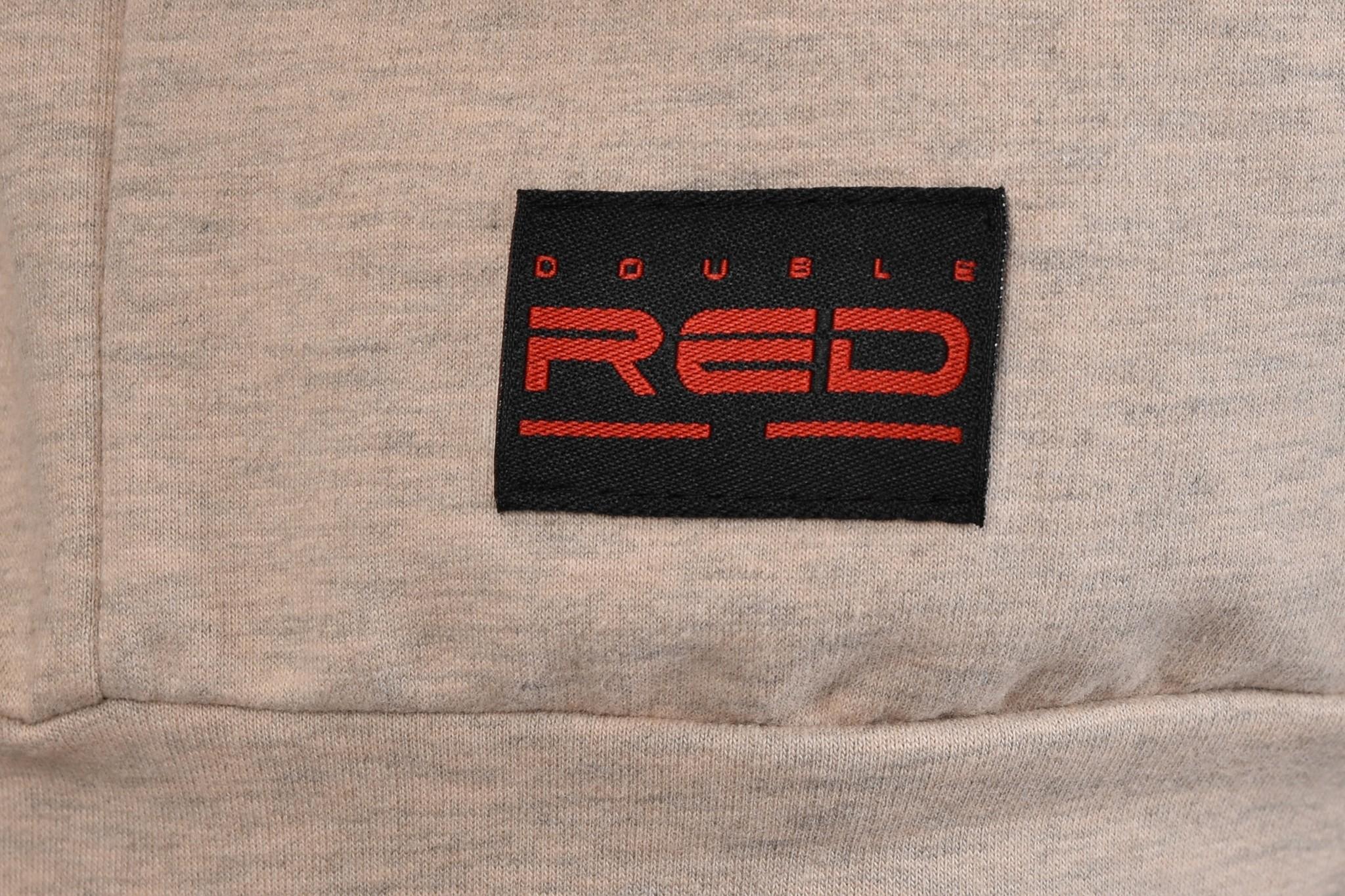 DOUBLE RED Trademark Sweatshirt Beige