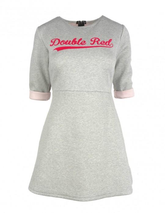 DR Teplákové šaty