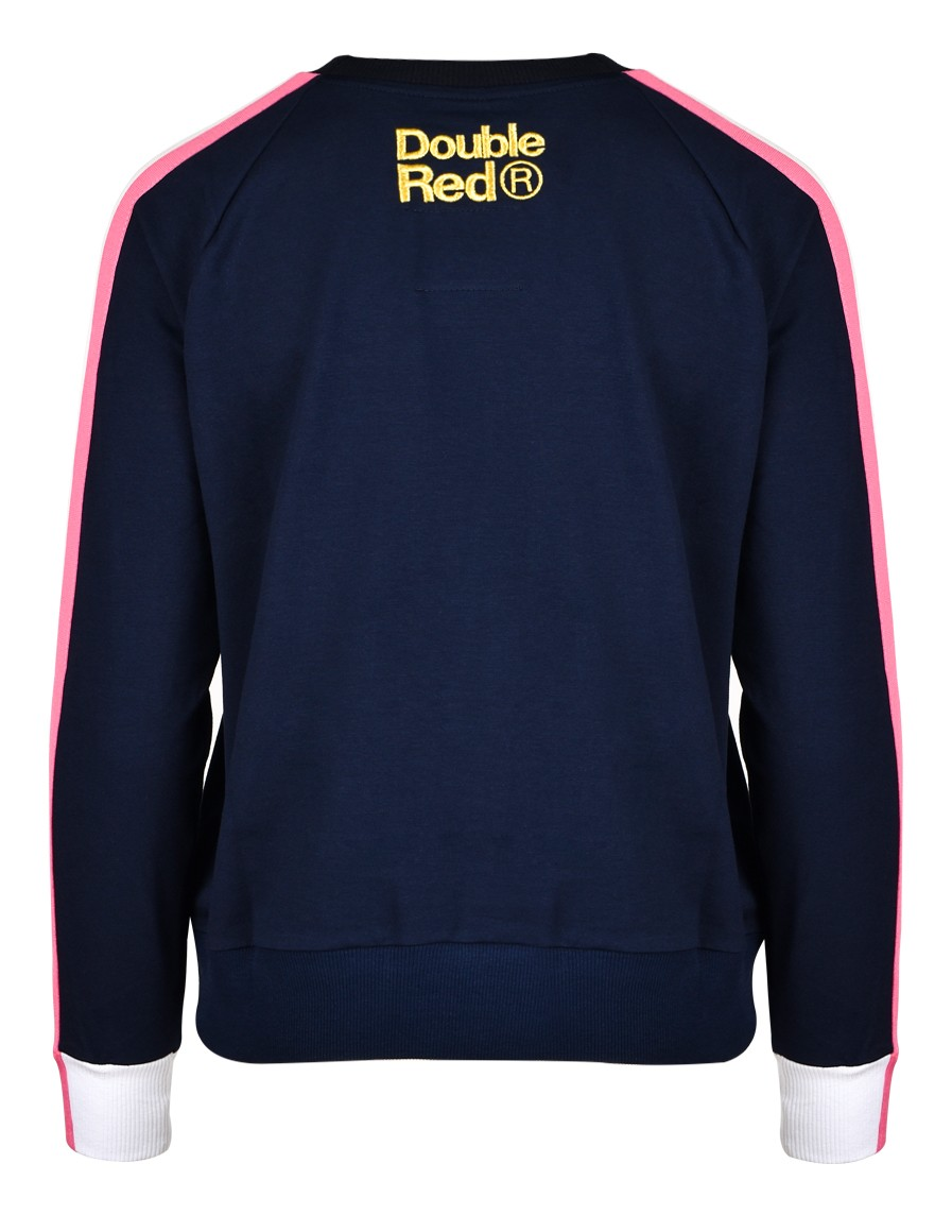 Sweatshirt FABULOUS Dark Blue