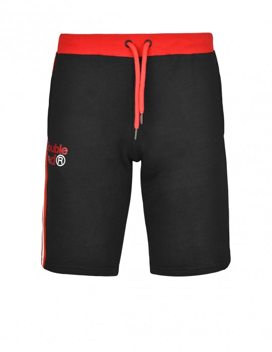 UTTER Shorts Black/Red