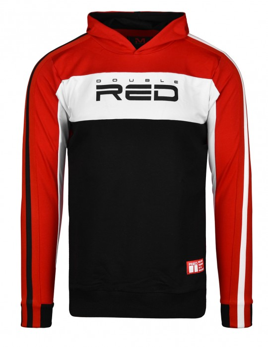 Sweatshirt OUTSTANDING Red/Black