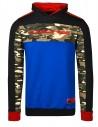 Sweatshirt CAMOCODE Black/Blue