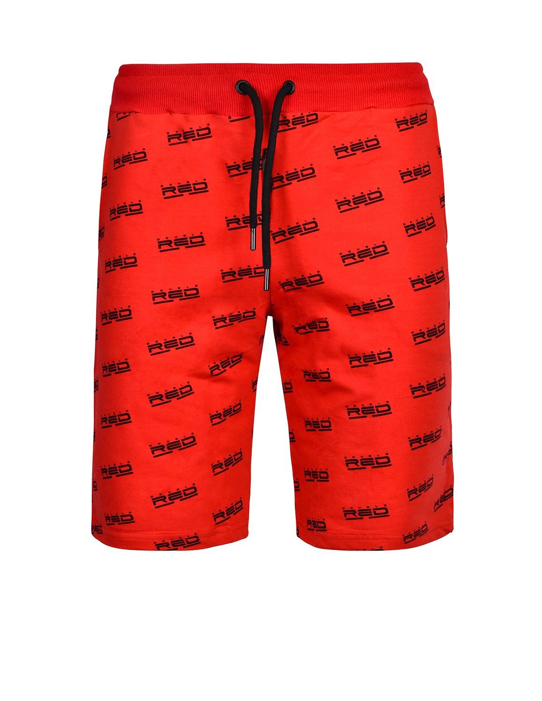 UTTER Shorts FULL LOGO Red