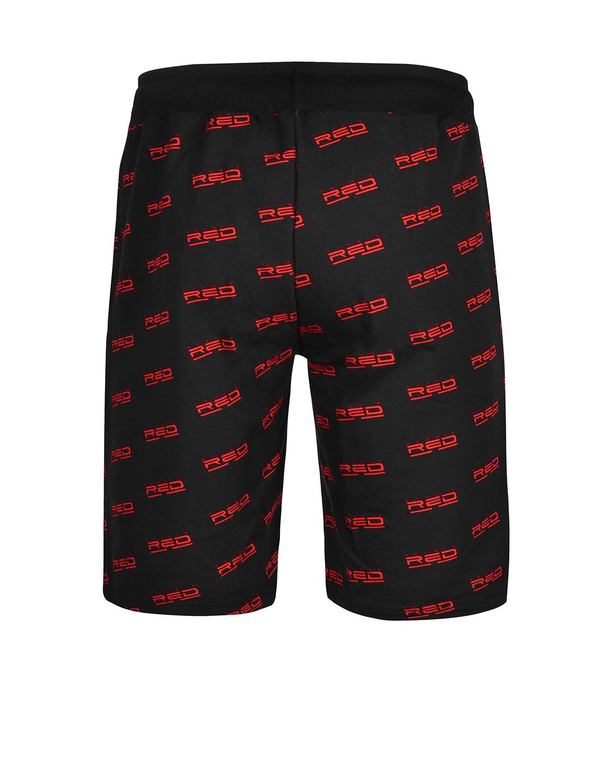 UTTER Shorts FULL LOGO Black