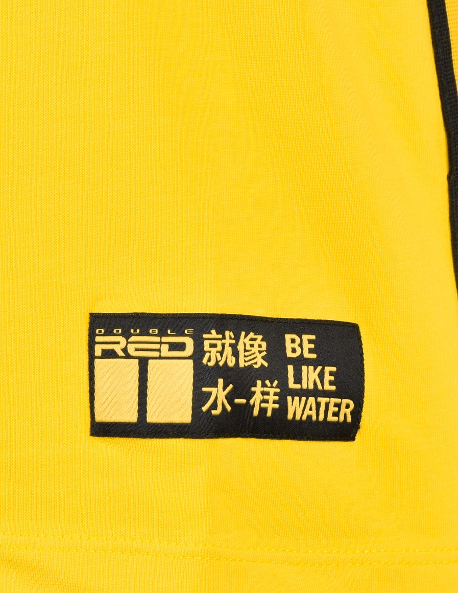 T-shirt TRADEMARK KUNG FU Master Yellow