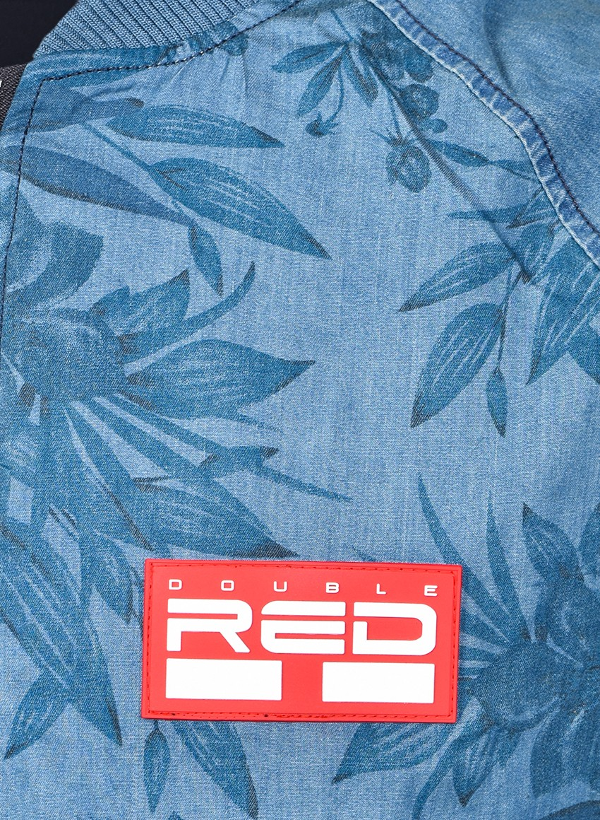 RED JEANS Fly Jacket Blue