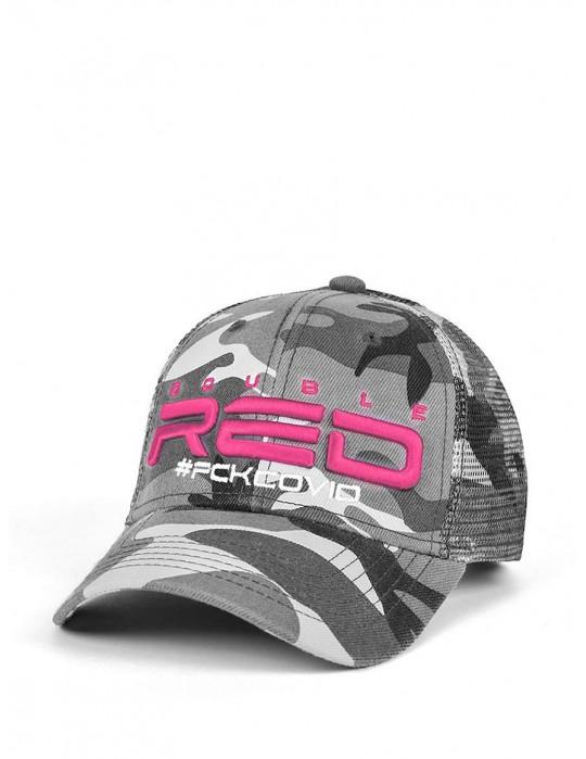 FCK COVID B&W Pink