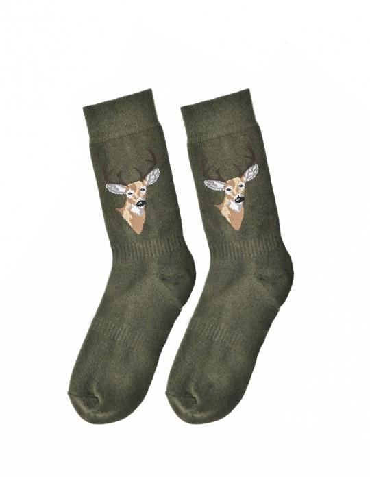 Men's FUN Socks Hind