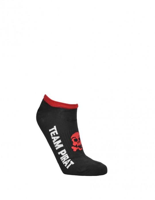 PIRAT Low Cut Socks EDITION Black