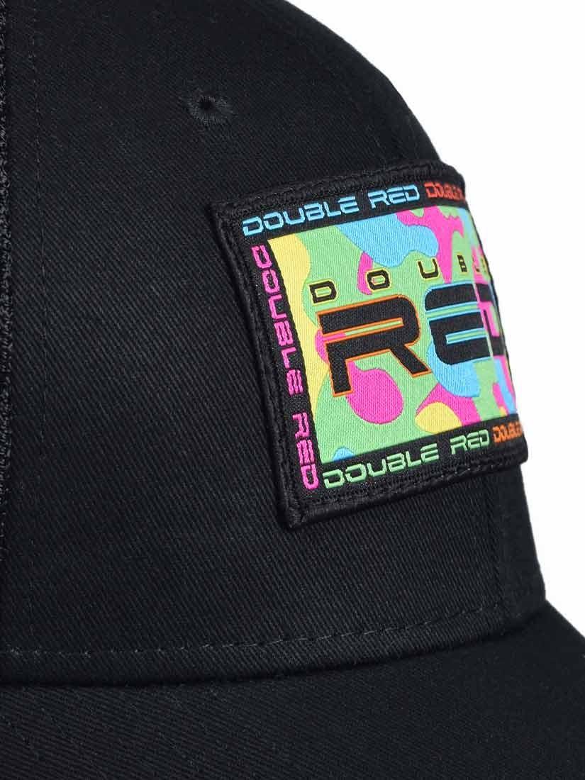 Neon TradeMark Collection Cap Black